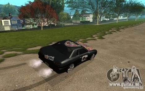 Elegy JDM pour GTA San Andreas laissé vue