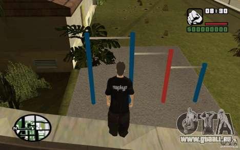 Reckstangen für GTA San Andreas zweiten Screenshot