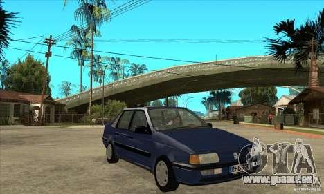 Volkswagen Passat B3 Stock pour GTA San Andreas vue arrière