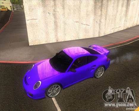Porsche 911 GT2 (997) pour GTA San Andreas