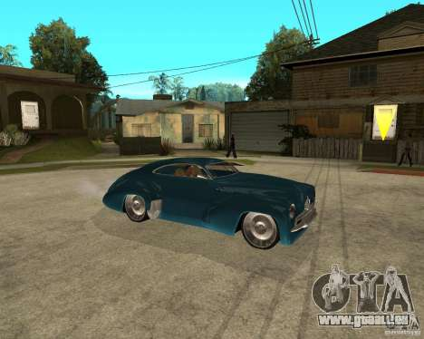 Holden Efijy für GTA San Andreas rechten Ansicht
