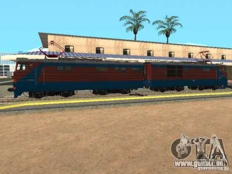 Vl10-1472 pour GTA San Andreas laissé vue