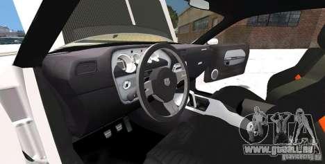 Dodge Challenger 2006 pour GTA 4 est un côté