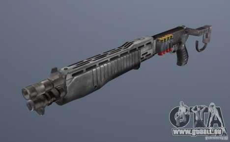Grims weapon pack2 pour GTA San Andreas deuxième écran