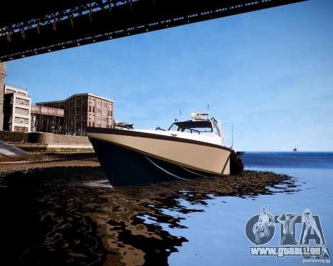 Russian Predator für GTA 4 rechte Ansicht