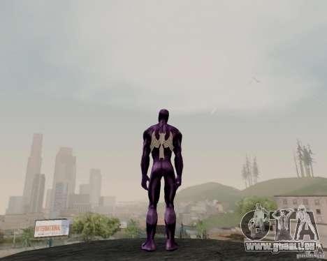 Spider Man für GTA San Andreas zweiten Screenshot
