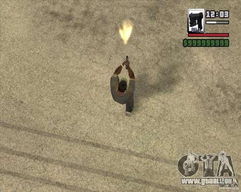 Glock new version pour GTA San Andreas troisième écran