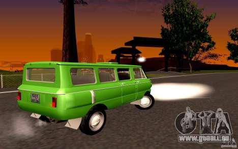 ZAZ 970 für GTA San Andreas rechten Ansicht