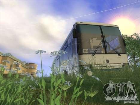 NefAZ-5299-32 11 für GTA San Andreas Seitenansicht