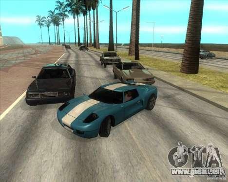MOD de Jyrki pour GTA San Andreas deuxième écran