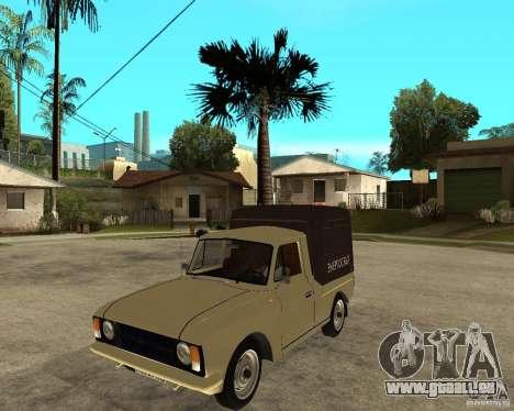 IZH 2715 « Moskvich » pour GTA San Andreas