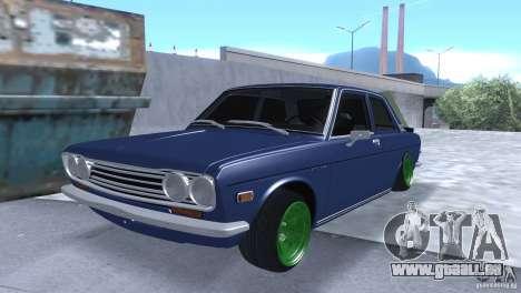 Datsun 510 Drift pour GTA San Andreas