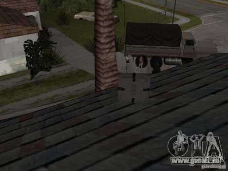 Weapon Pack pour GTA San Andreas huitième écran
