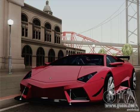 New Carcols pour GTA San Andreas troisième écran