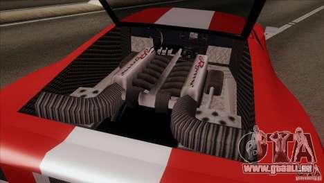Bullet HD für GTA San Andreas rechten Ansicht