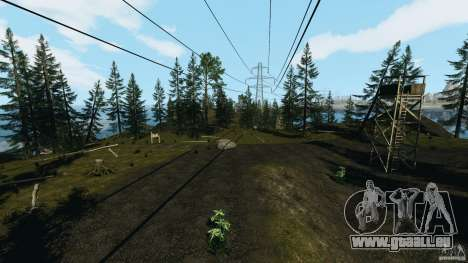 The Loggers Point pour GTA 4 septième écran