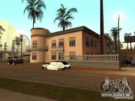 Grand Street pour GTA San Andreas quatrième écran