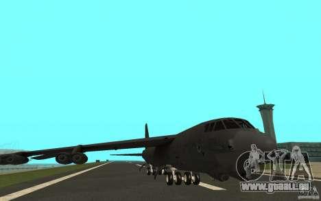 Boeing B-52 Stratofortress pour GTA San Andreas