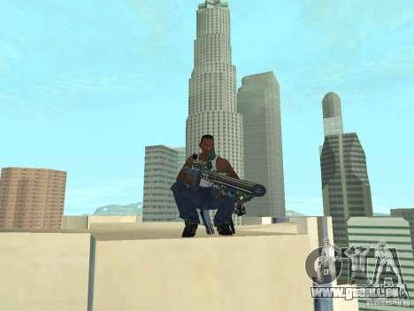 Weapons Pack für GTA San Andreas siebten Screenshot