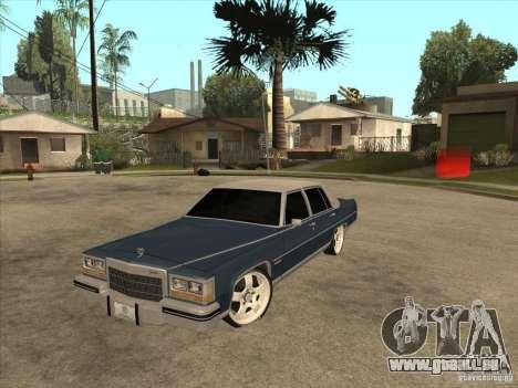Cadillac Fleetwood Brougham 1985 für GTA San Andreas