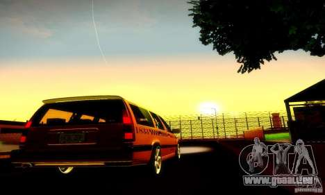 Volvo 850 R Taxi für GTA San Andreas rechten Ansicht