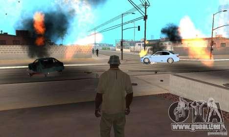 Hot adrenaline effects v1.0 für GTA San Andreas zehnten Screenshot