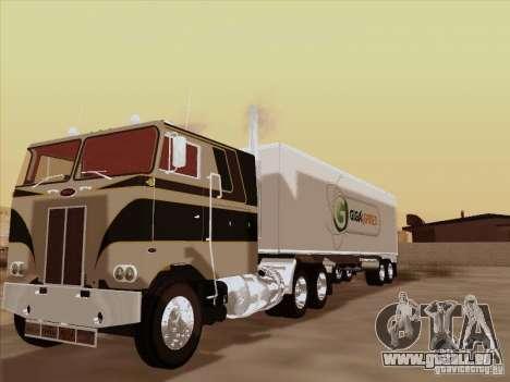 Peterbilt 352 für GTA San Andreas