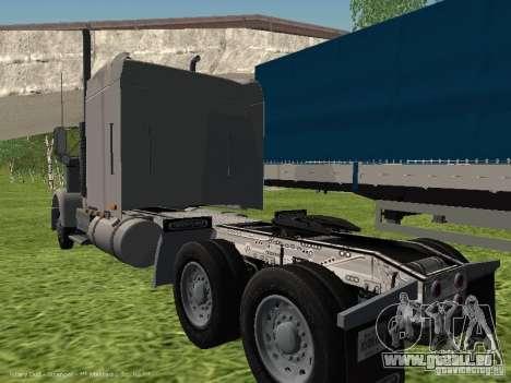 Freightliner FLD120 Classic XL Midride für GTA San Andreas rechten Ansicht