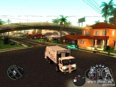 Piégeur de GTA 4 pour GTA San Andreas laissé vue