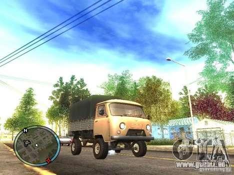 UAZ 330364 pour GTA San Andreas