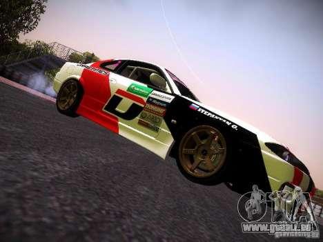 Nissan Silvia S15 DragTimes v2 für GTA San Andreas rechten Ansicht