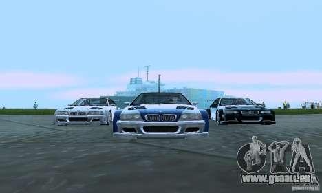 ENB Reflection Bump 2 Low Settings pour GTA San Andreas