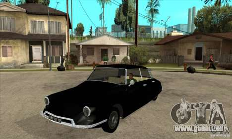 Citroen ID 19 pour GTA San Andreas