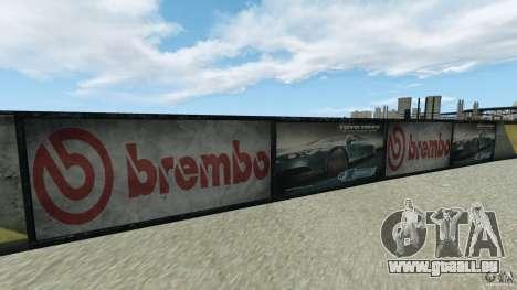 Dakota Raceway [HD] Retexture für GTA 4 sechsten Screenshot