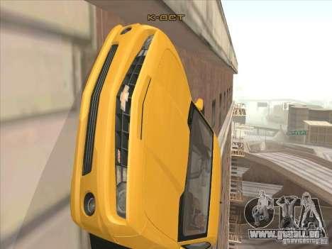 Reiten an Wänden für GTA San Andreas