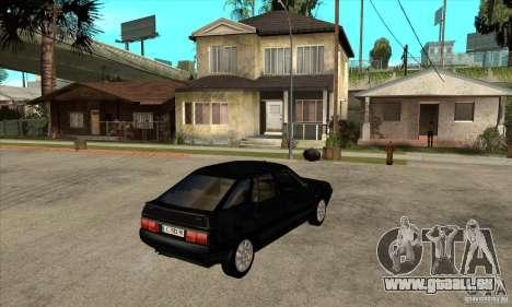 Citroen XM 1992 für GTA San Andreas rechten Ansicht
