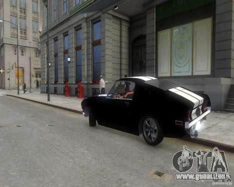 Ford Mustang Tokyo Drift pour GTA 4 est un droit