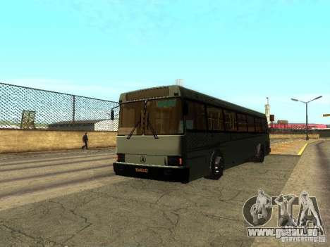 LAZ 525270 pour GTA San Andreas