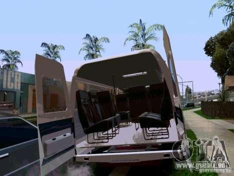 Gazelle 32213 1994 für GTA San Andreas Seitenansicht