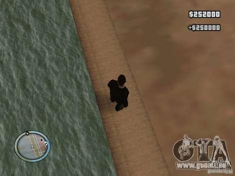 New GTA IV HUD 1 für GTA San Andreas