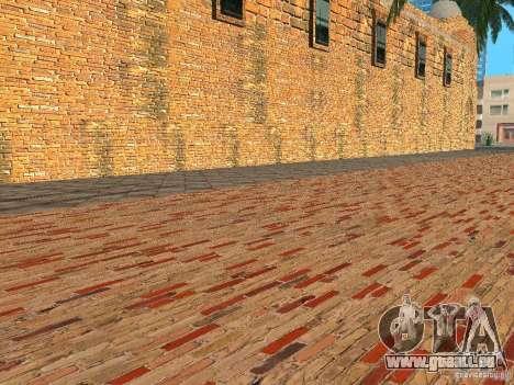 Le nouveau Club dans le style de GTA 4 pour GTA San Andreas deuxième écran