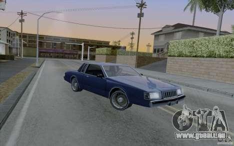 SA Illusion-S SA:MP Edition V2.0 pour GTA San Andreas troisième écran