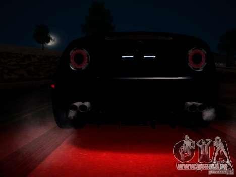 Alfa Romeo 8C Spider 2012 für GTA San Andreas Motor