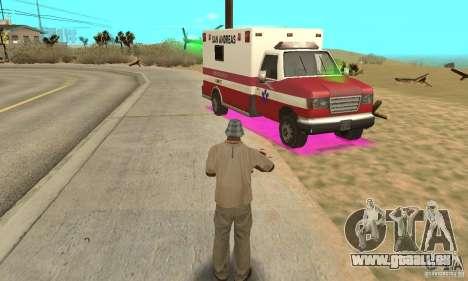 SpecDefekty für GTA San Andreas her Screenshot