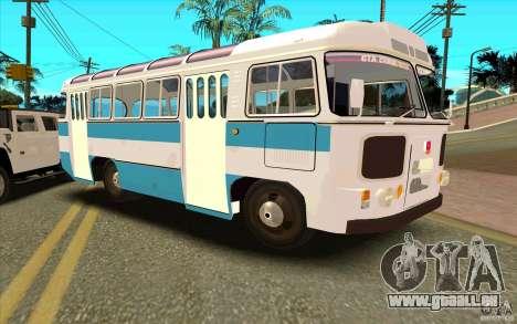 PAZ 672 pour GTA San Andreas laissé vue