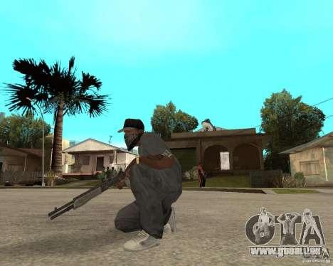SPAS-12 für GTA San Andreas dritten Screenshot
