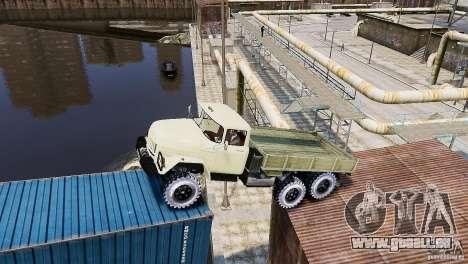 Die Route für die faulen für GTA 4 weiter Screenshot