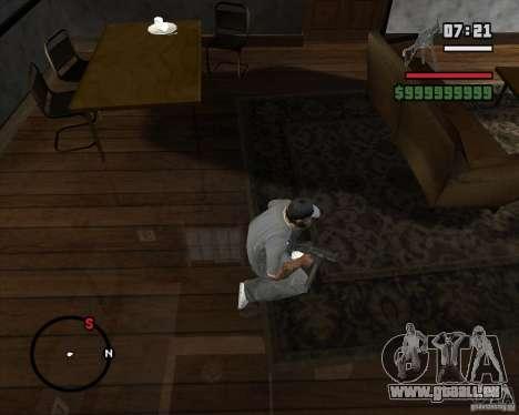 Ump 45 HD für GTA San Andreas dritten Screenshot