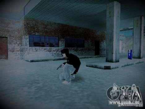 Valera MOD pour GTA San Andreas quatrième écran