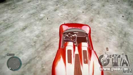 Porsche 918 Spyder Concept für GTA 4 rechte Ansicht